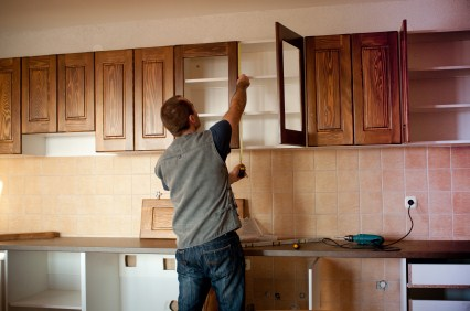 Cabinet refinishing in Upper Providence PA