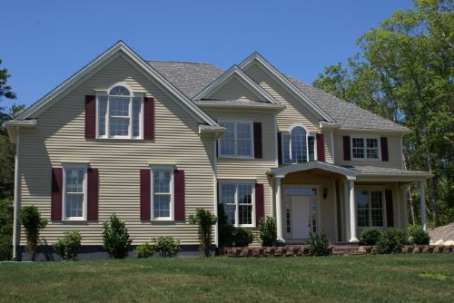 Vinyl Siding Painting in Thornton Pennsylvania