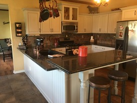 Cabinet Painting in Lewisville Pennsylvania